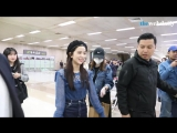 180422 JISOO, JENNIE, ROSE @ Gimpo airport (Seoul, Korea) from Haneda (Tokyo, Japan)