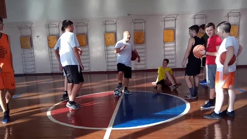 Многозадачность в баскетболе