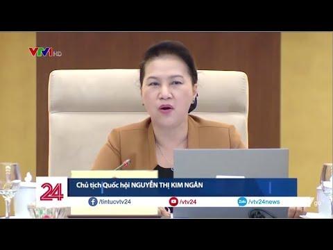 Chủ tịch Quốc hội Nguyễn Thị Kim Ngân: học sinh bây giờ rất khổ sở với chương trình phổ thông