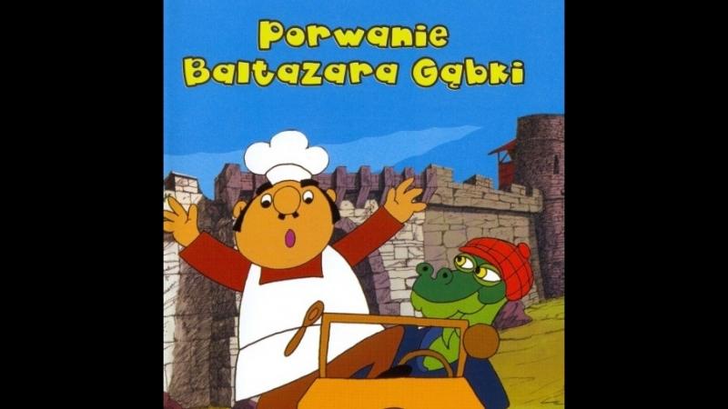 Porwanie Baltazara Gąbki - Odcinek 02 - W Zbójeckim Obozie