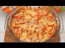 Картофель под сырно мясной шубой