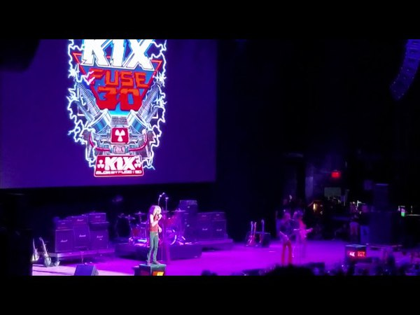 Kix red light 5418 m3 rock fest, md