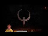 Quake Champions --- пробный звуковой карте не долгий стрим