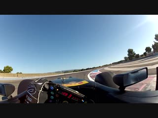 First Time PURE F1 Driver POV Full HD - Extreme