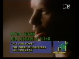 01. Bryan Adams, Rod Stewart, Sting. All For Love (
