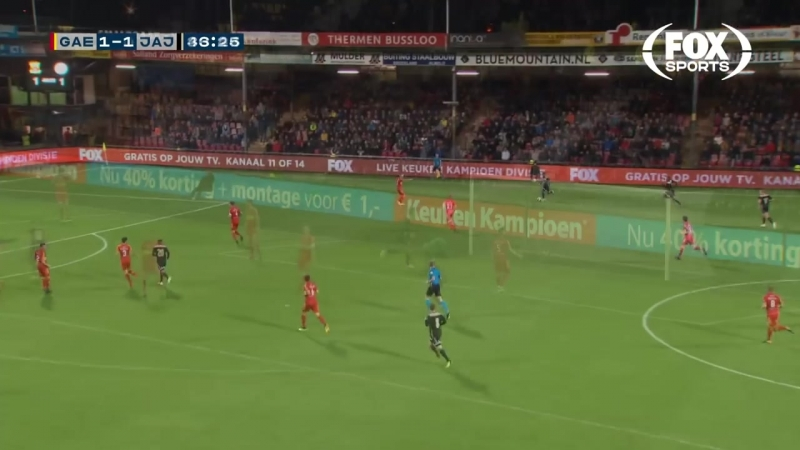 Samenvatting Go Ahead Eagles - Jong Ajax (21-09-2018)