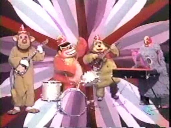 Purple Implosion - Banana Splits Theme