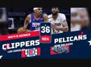НБА-2018/19. Клипперс - Пеликанс 03.12.18 НА РУССКОМ