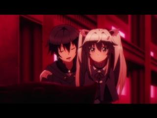 [AniDub] [09] Рапсодия о долгом странствии по иному миру | Death March kara Hajimaru Isekai Kyousoukyoku (Berial, Jade, Trina_D)