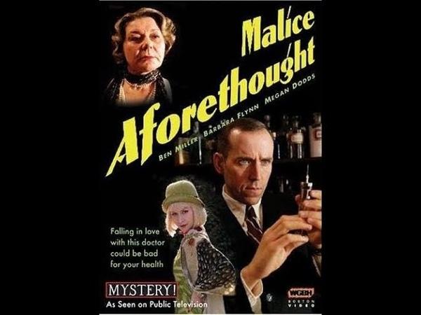 Злой умысел 2 серия заключительная драма детектив комедия Великобритания США