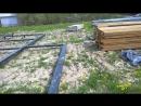 Проект КД 27 ВТП на свайном фундаменте
