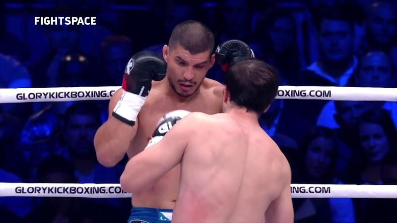 Артем Вахитов vs. Ариэль Мачадо, Glory 47 | FightSpace
