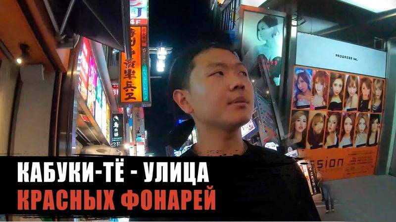 Кабуки-тё - улица Красных фонарей   18