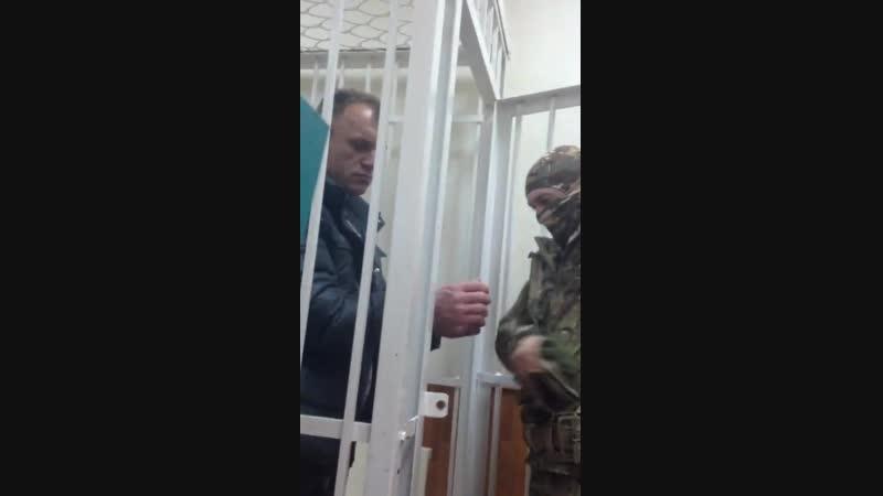 Руководителя краевого Росприроднадзора заключили под стражу
