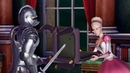 Barbie in The 12 Dancing Princesses - Fight against the enchanted armors