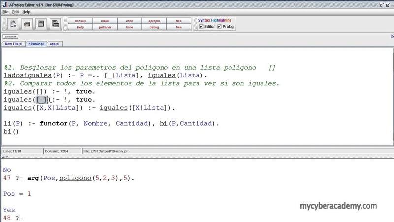 Tutorial Prolog - 22 - Operador Arg