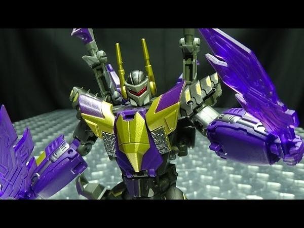 Planet X PHANTASUS (Fall of Cybertron Kickback) EmGos Transformers Reviews N Stuff