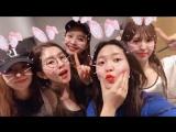 180821 Red Velvet Instagram