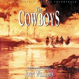 John Williams альбом The Cowboys