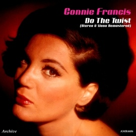 Connie Francis альбом Do the Twist (Stereo & Mono Remastered)