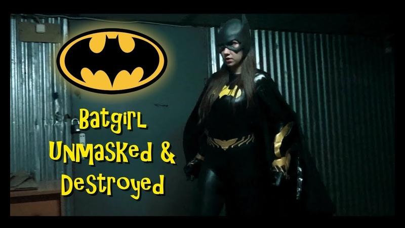 Batgirl Internet Web-series Alternate ending: Batgirl destroyed (Superheroine Fan Film)