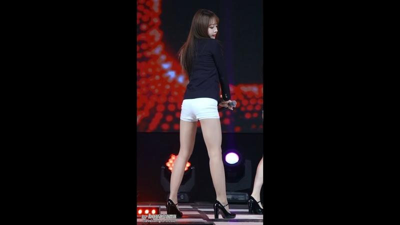 181025 Brave Girls - High Heels (Eunji) @ KFN K-Force Special Show