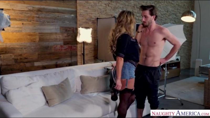 MILFs Brandi Love and Nicole Aniston have threesome sex with schoolteacher  2189940
