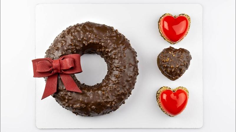 Рецепт хрустящей шоколадной глазури.