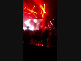 Концерт Аниме, Хентая, ЛГБТ и Офера Ниссима. Израиль 08.12.18. Я охранял концерт.9й