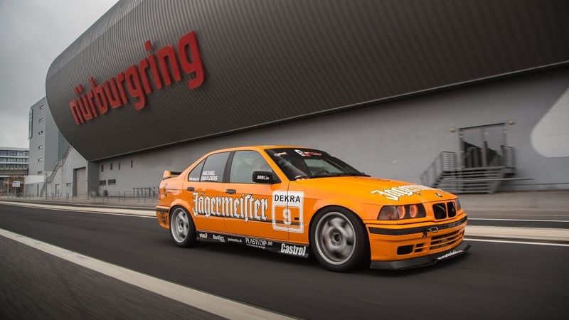 BMW E36 325i WITH DCT M3/M4 GEARBOX!