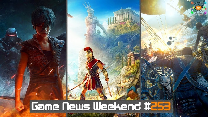 Игровые Новости — Assassin's Creed Odyssey, Beyond Good Evil 2, Skull Bones, The Division 2