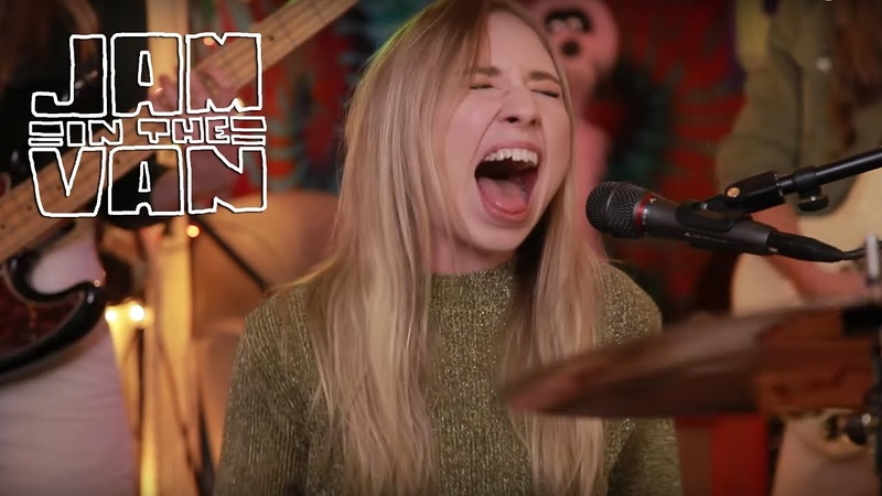 STONEFIELD - Far From Earth (Live at JITV HQ in Los Angeles, CA 2018) JAMINTHEVAN