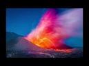 Ученые вулканологи предсказали мощное извержение супервулкана. Европа, Италия, Флегрейские поля.