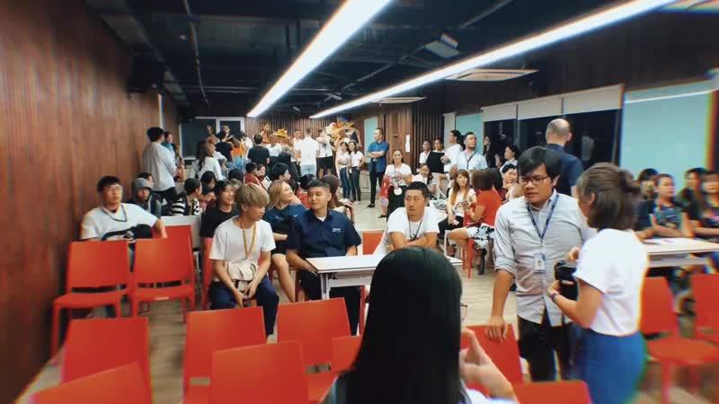 -- Graduation Party at QQENGLISH -- ITPark Campus --