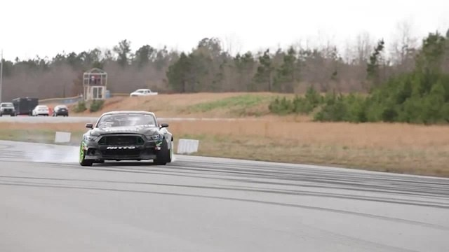 900 hp Ford Mustang 900 | Mustang RTR | Ford Performance