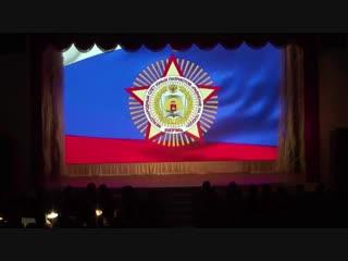 Визитка ЕКК на XVII Международном слете юных патриотов 2019г.