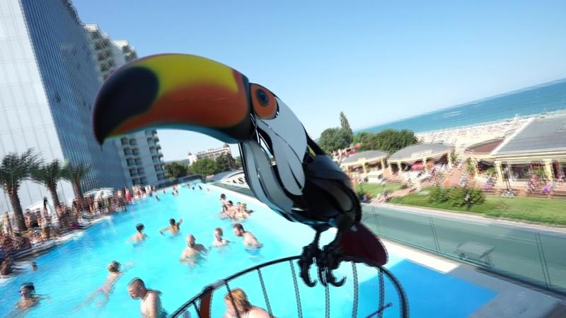 Beach Party Golden Sands Varna, Bulgaria Hot Wet