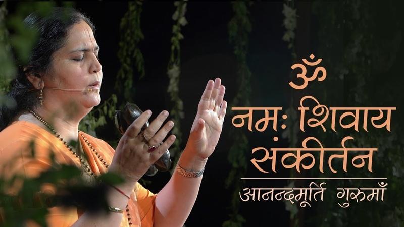 Om Namah Shivaya Sankirtan | Anandmurti Gurumaa