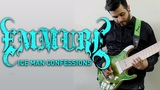 Emmure - Ice Man Confessions (9 String Guitar Cover feat. Johnny Ciardullo)