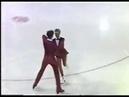 Олимпийские игры 1988 Фигурное катание пары Lisa Cushley Neil Cushley короткая программа