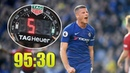 Top 40 Epic Last Minute Goals in Football 2018