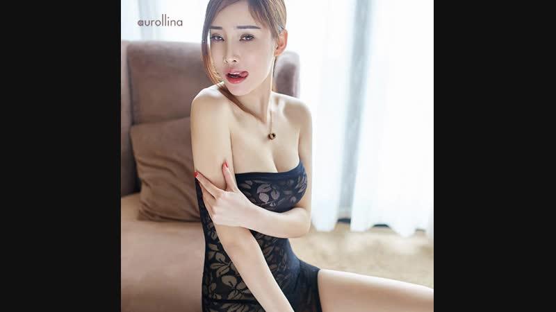 Lace Bodystocking Skirt Babydoll Lingerie Slutty Whore Dress