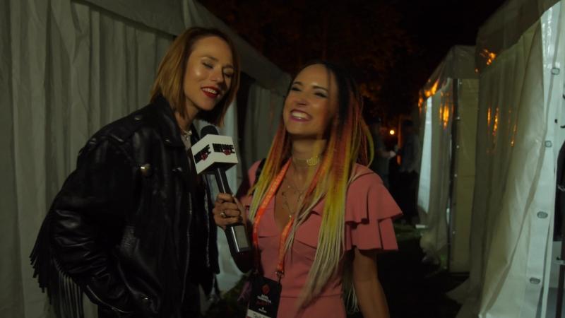 Катя IOWA - Пульсом бьёт бит - интервью для НАШЕ ТВ