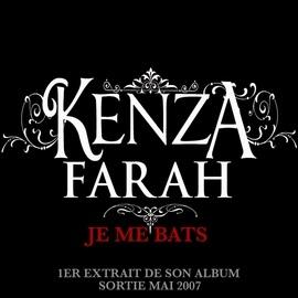Kenza Farah альбом Je Me Bats