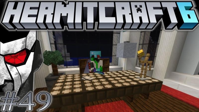 Hermitcraft VI - Stock Exchange Opening Day! - Let's play Minecraft 1.13 - Episode 49