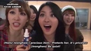 The unnies love bullying the maknae
