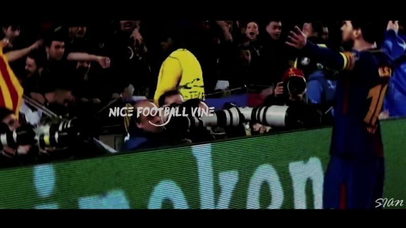Победный гол Лео Месси в ворота Челси | SIAN | vk.com/nice_football