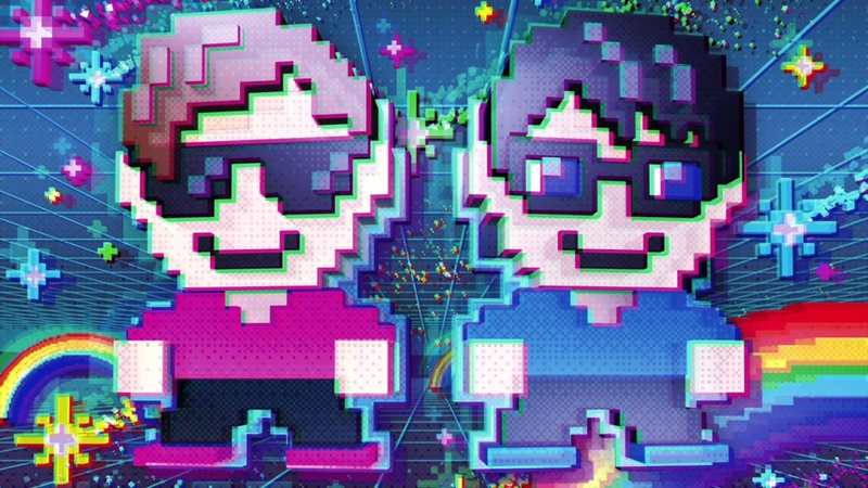 The 4th - New Game (nanobii Remix)