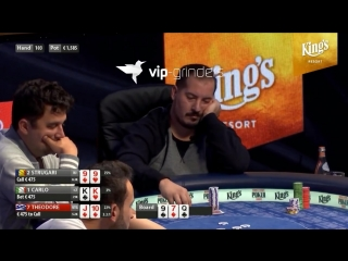 Probably the Best 10_25 Poker Cash Game in 2018 - SICK POKER ACTION