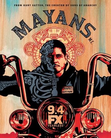 Майя МС (сериал 2018 – ...) Mayans M.C. смотреть онлайн